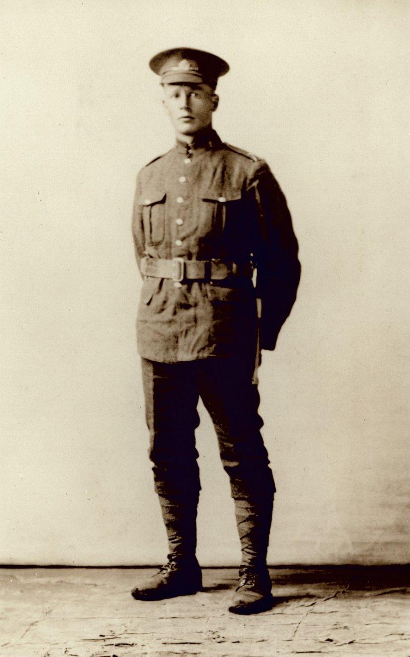 Hubert Blanc: 1917