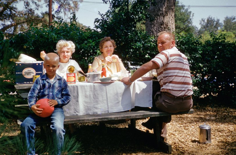 California Picnic II: 1959