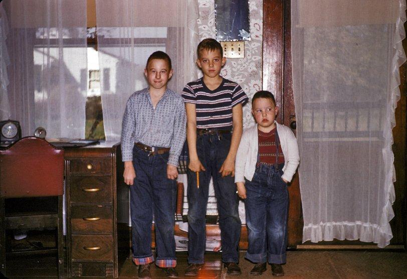 The Boys: 1952