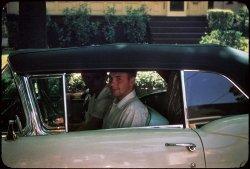 Ralph's Buick: 1955