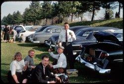 Yale-Colgate Tailgate: 1954