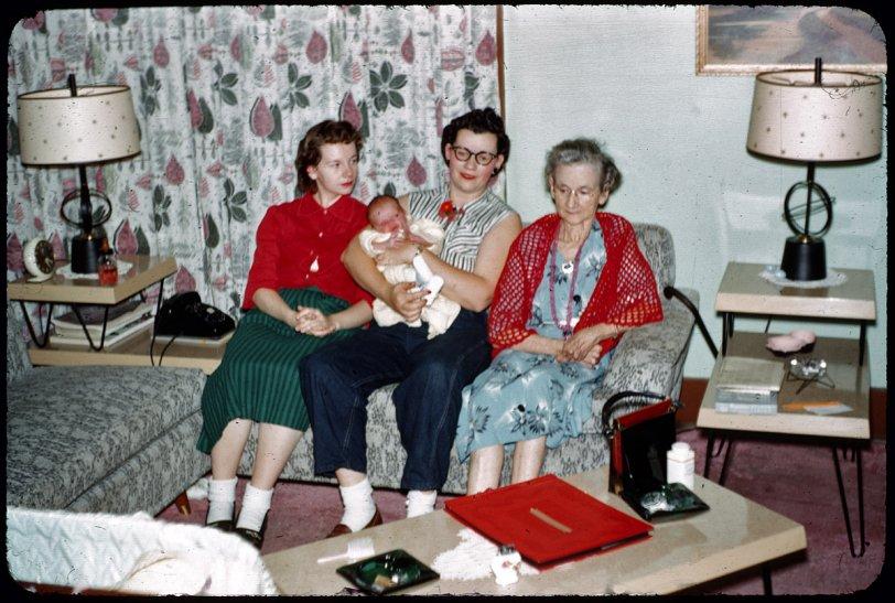 Nuclear Family: 1956