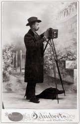 Paul Schubert, Photographer