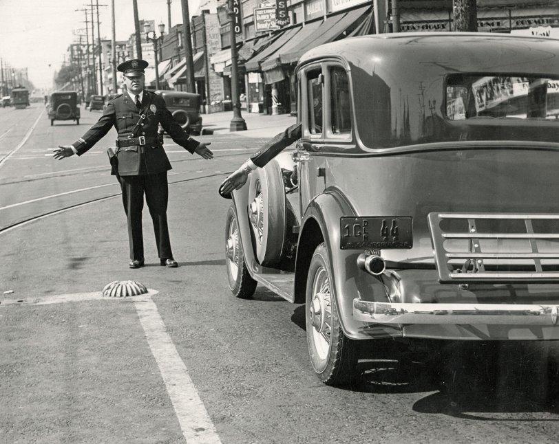 Braking Point: 1932