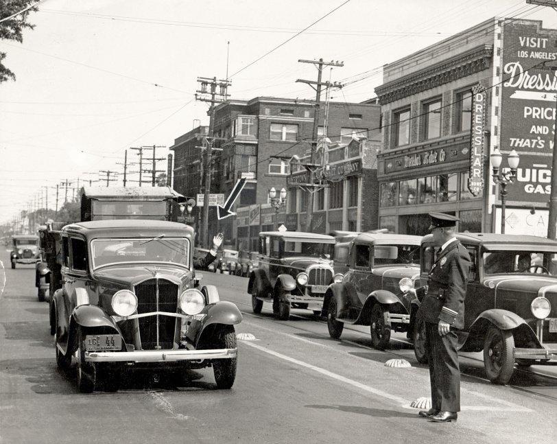 Point Man: 1932