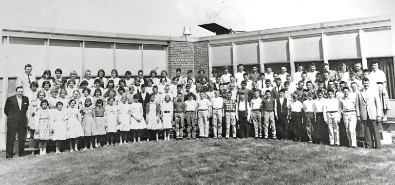 Sixth Grade: 1959