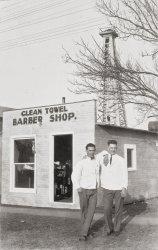 Proud Barbers
