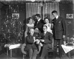 Christmas in Buffalo: c. 1910