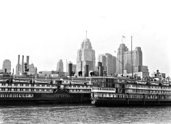 Detroit tourism, 1930s