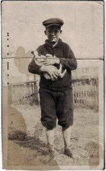 Morris Weddle: Age 11
