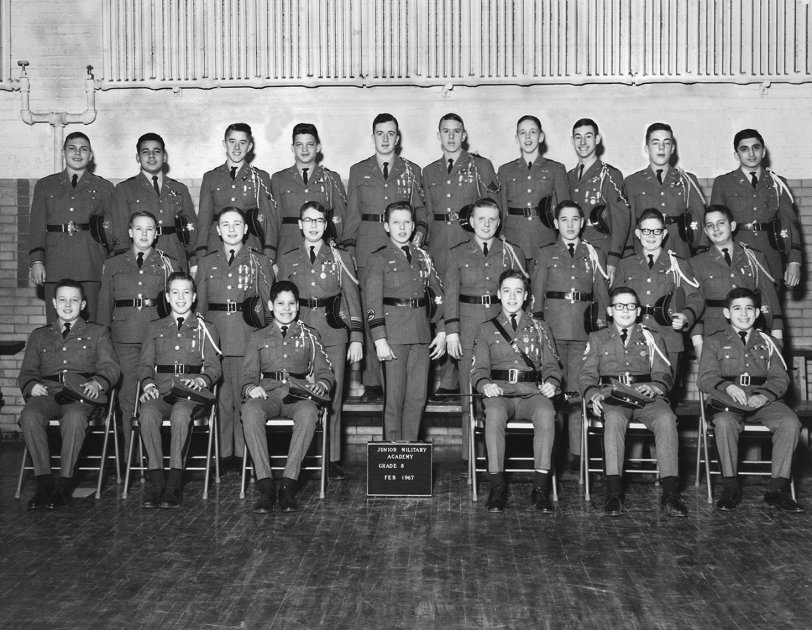 Junior Military Academy: 1967