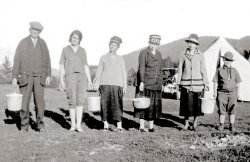 Family Camping: 1929