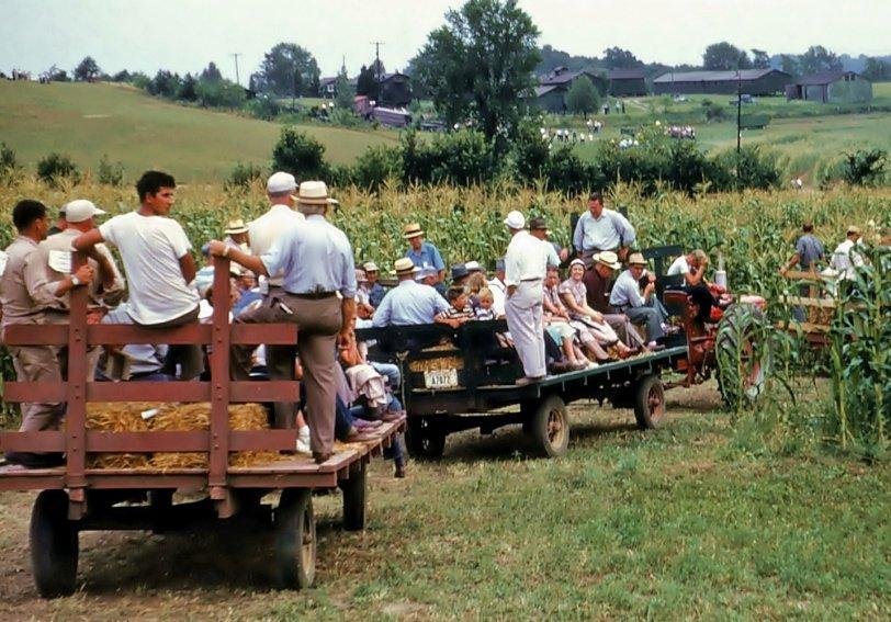 Hay Ride: 1957