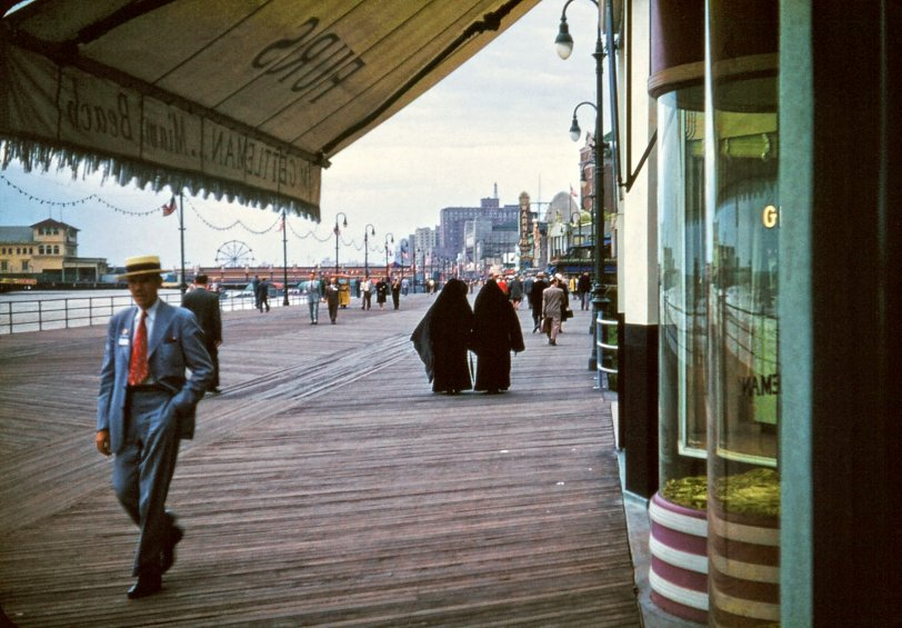 Atlantic City: 1956