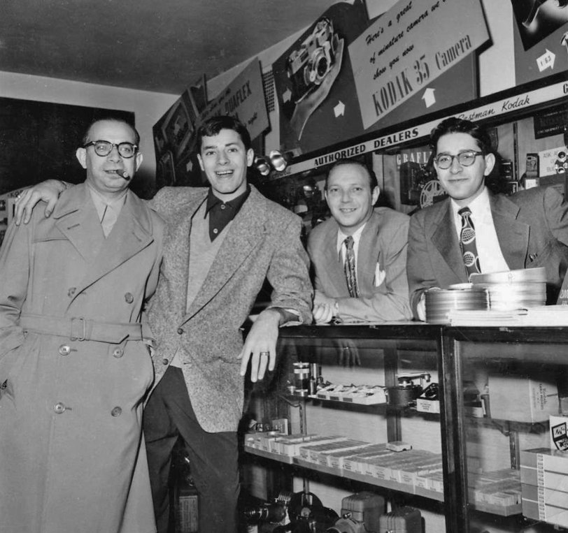 Jerry Lewis in Chicago: 194x