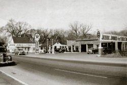 Jesse James Motors: 1951