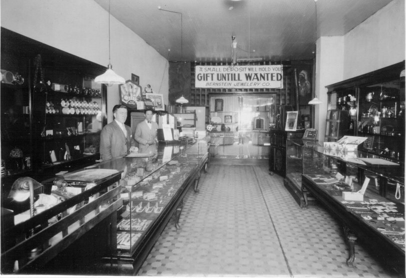 Bernstein Jewelry Store