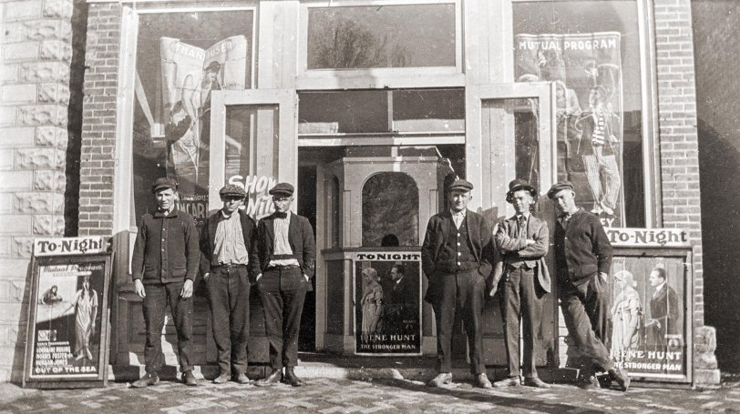 Jim Cooney Theatre: 1915