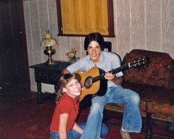 Gibson and a Girl: 1980