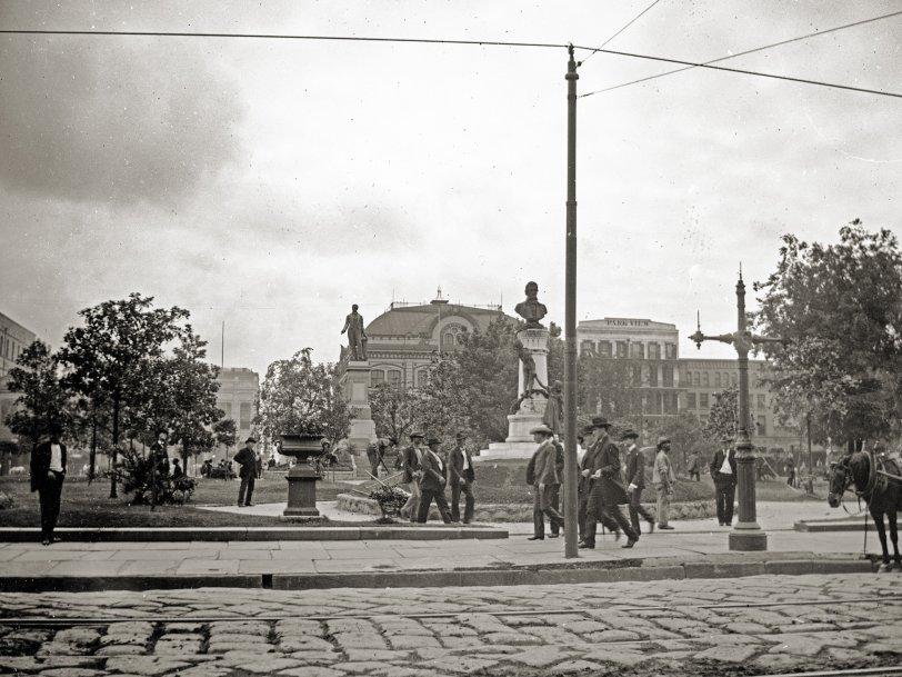 Lafayette Square, New Orleans