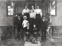 The Johnsons: 1909