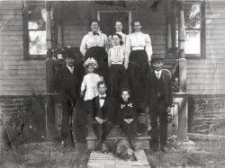 The Johnsons: 1909