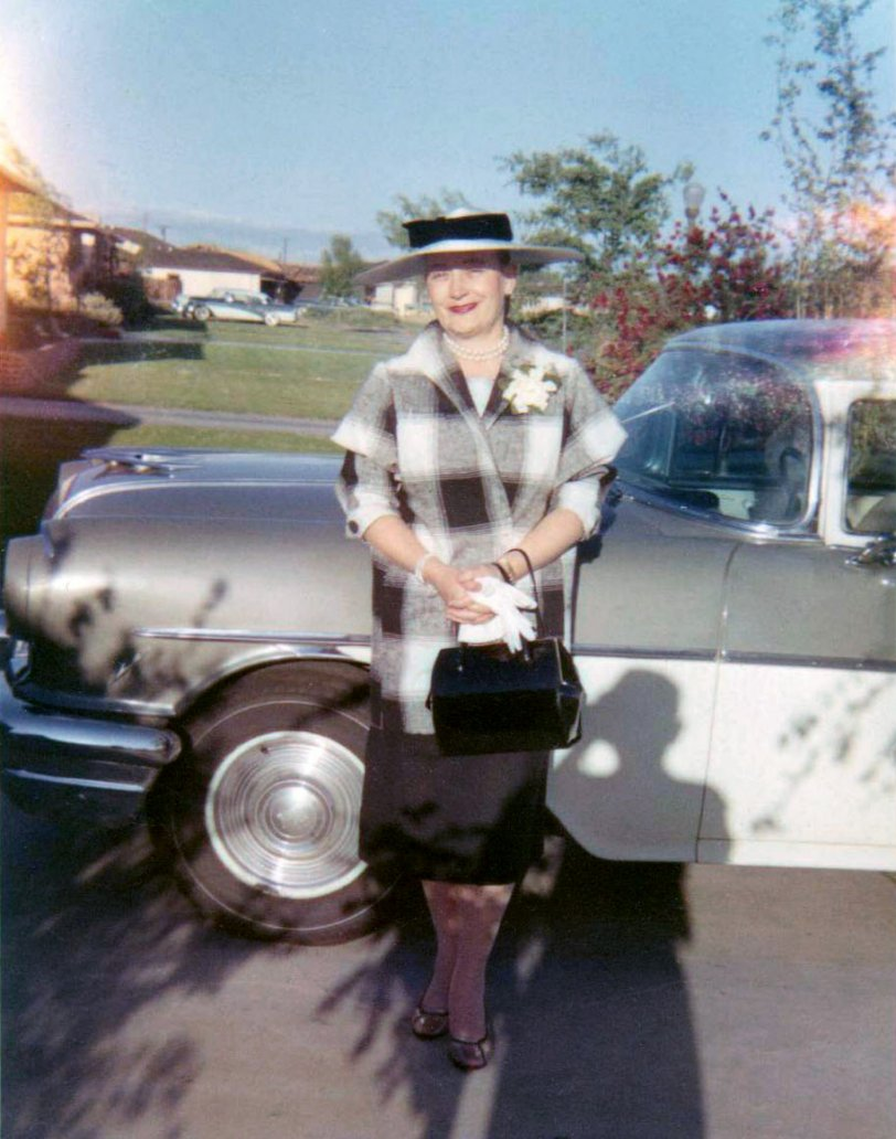 In Her Sunday Best: 1962
