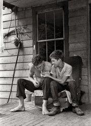 Porch Light: 1964