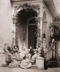 Kemper Hall: 1890