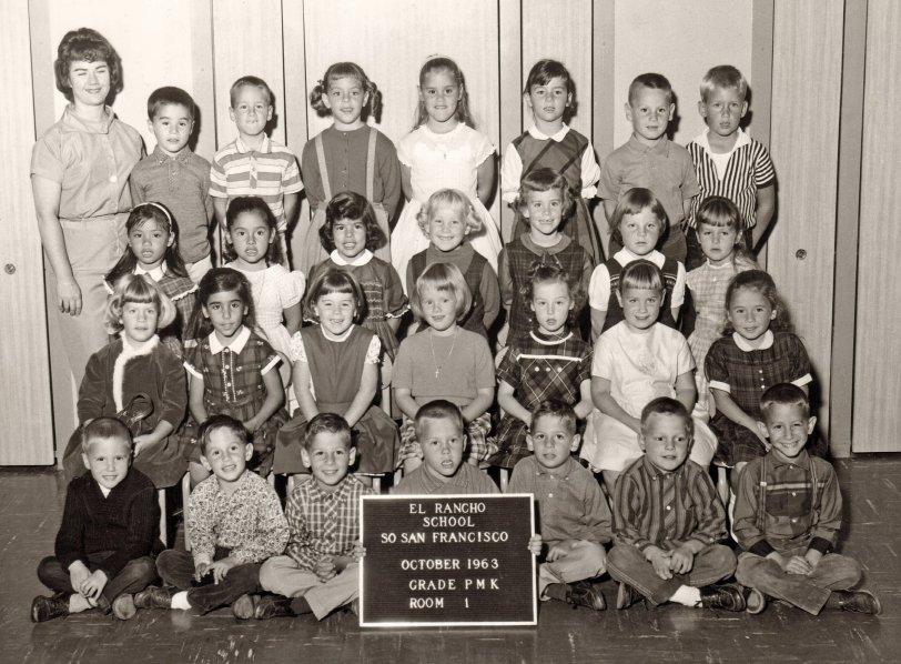 Kindergarten: 1963