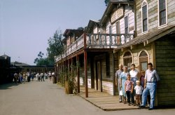 Knott's Berry Farm 1958