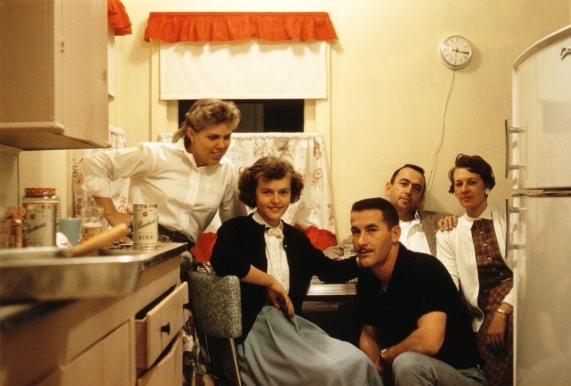 Kitchen Klatch: 1959