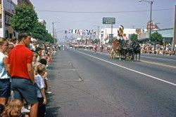 Corn Festival: 1965