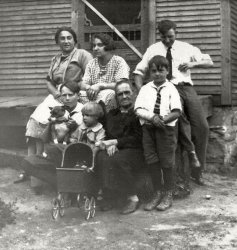 Lamphere Family: 1926