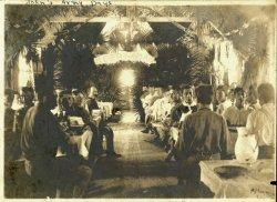 Christmas Dinner: 1908