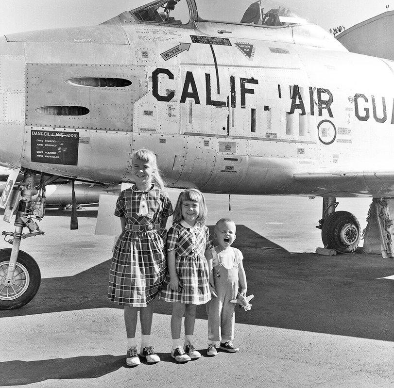 Jet-Age Kids: 1958