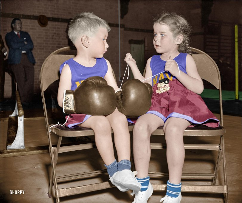 Li'l Slugger (Colorized): 1939