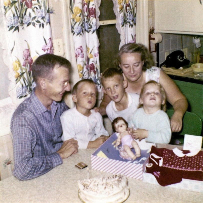 Linda's Birthday: 1958