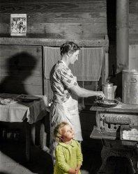 Atlanta Empress: (Colorized): 1941