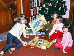Christmas with the Cousins, 1966
