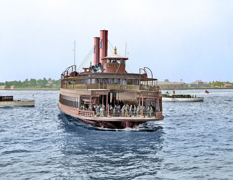 The Love Boat: 1908