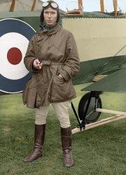 Flyboy (Colorized): 1917