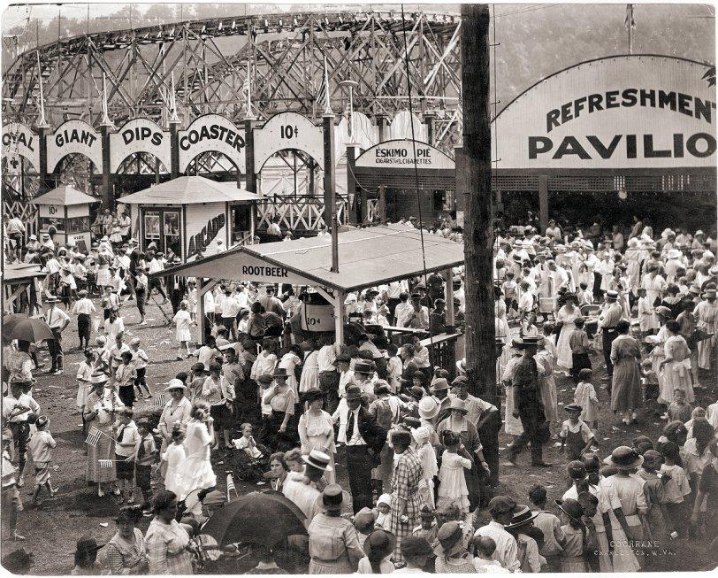Luna Park: 1915