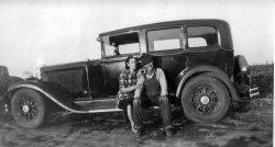 Lyle and Leona, 1930s