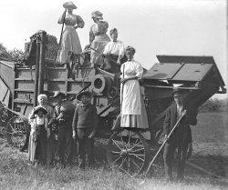 Lyman Ferry Farm: c. 1914