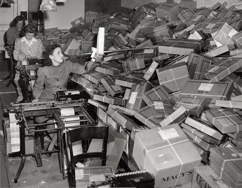 Macy's: 1940