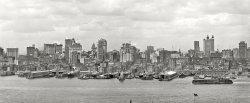 Manhattan Panorama: 1906