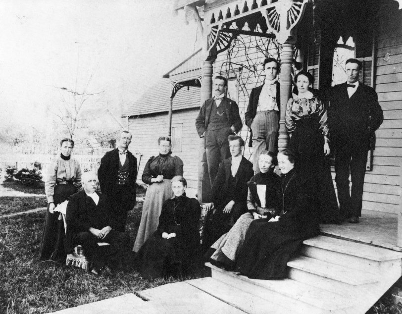 Manning Family: 1899
