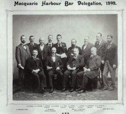 The Delegation: 1898