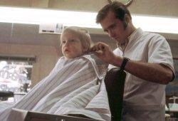 Doug's First Haircut: 1969
